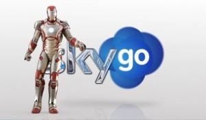 Sky – Ironman – SkyGo